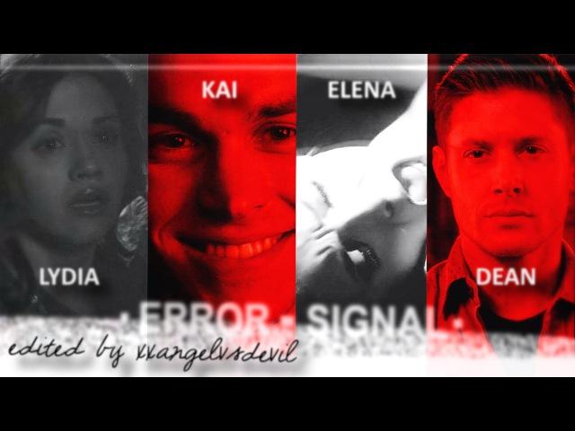 [Kai/Lydia] [Dean/Elena] | I don't care about you