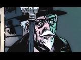Штамм (анимироваyный комикс) / The Strain (motion comics)(RUS)