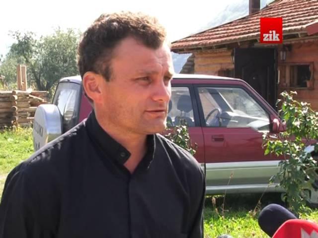 На Прикарпаття повернувся визволений з полону священик Михайло Арсенич