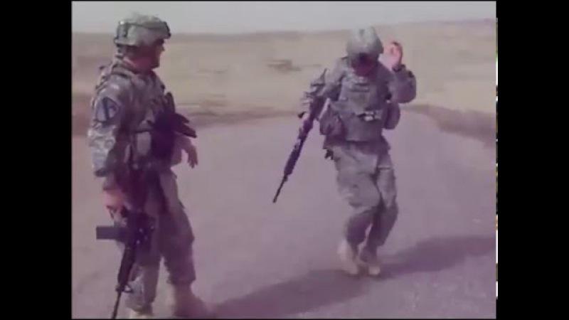 IRAQ vs USA WAR TRAP