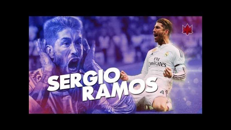 Sergio Ramos - Real Madrid - Defending Skills - 2015-16 HD