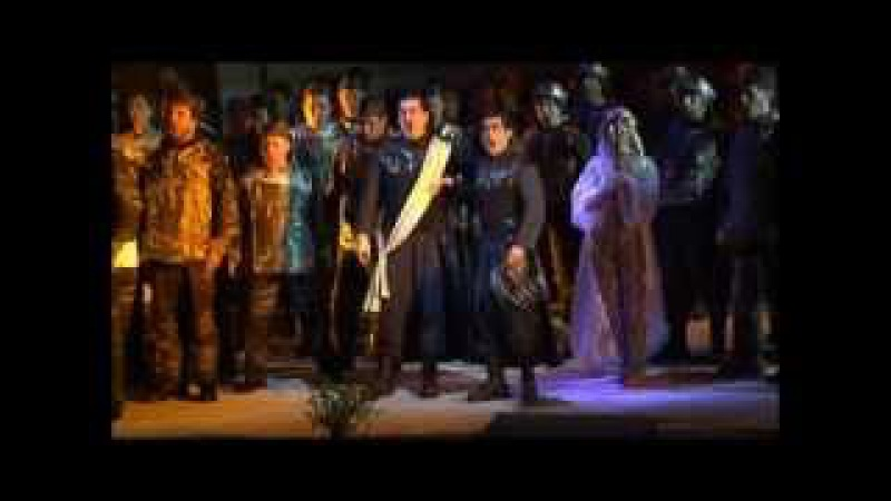 Macbeth - complete. Live. Thomas Hampson. Opernhaus Zurich