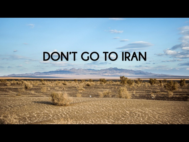 Don't go to Iran - Travel film by Tolt 4