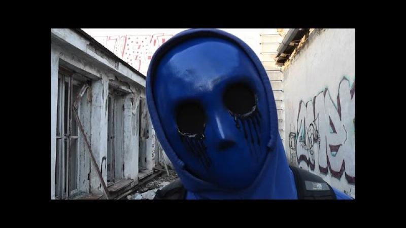 Как сделать маску Безглазого Джека из бумаги (Крипипаста)