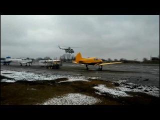 Політ на критично малій висоті: Ми-8, Ми-24, Су-25, МиГ-29, Су-27, Ан