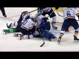 NHL Morning Catch-Up: Blues dominate Dallas