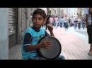 Sercan Gider Darbuka Performance On İstiklal