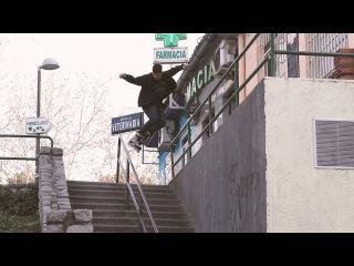 Iran Razors Skate Tour - Teaser