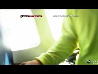 Авиа катастрофы - вид изнутри самолёта!
