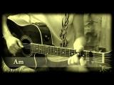 Сплин - Двое не спят (cover, под гитару)