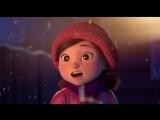 Лили и Снеговик- чудесная рождественская история