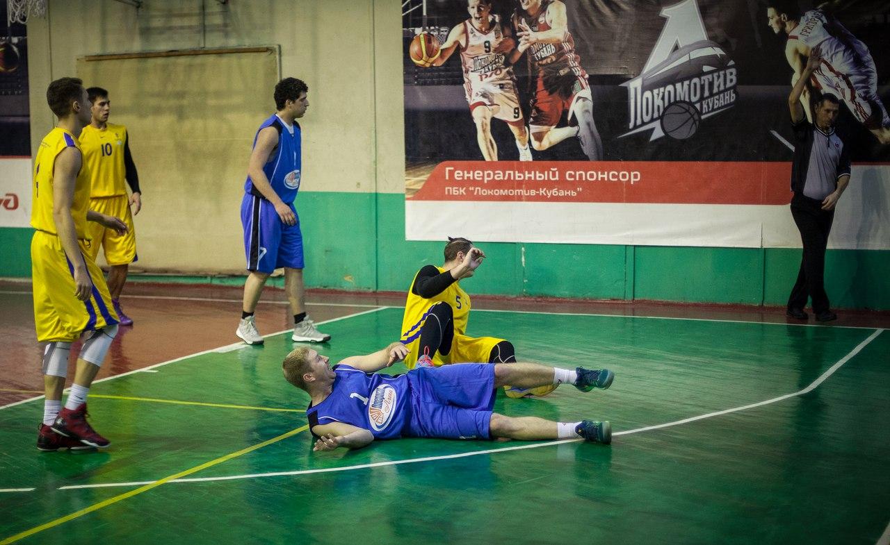 4 тур лиги КАУБ 5х5 баскетбол в Краснодаре