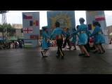 Младшая группа Ансамбля Айреник танец Лорке