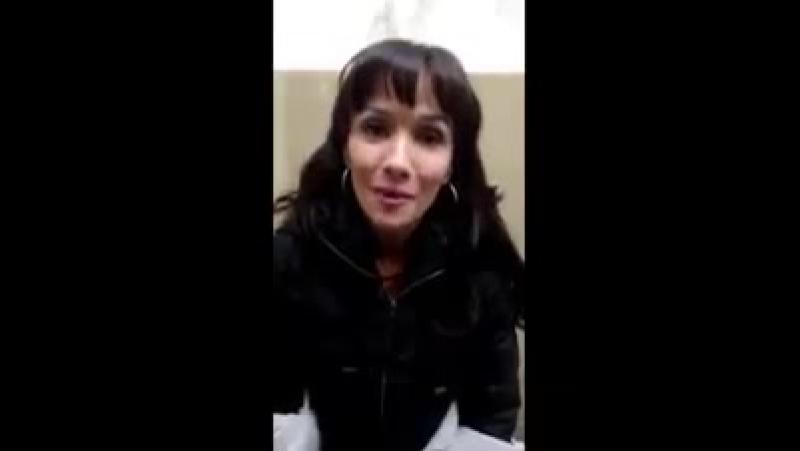Natalia Oreiro . Envia Saludos a Taller de automodelismo Campeones De La VIDA (2016)