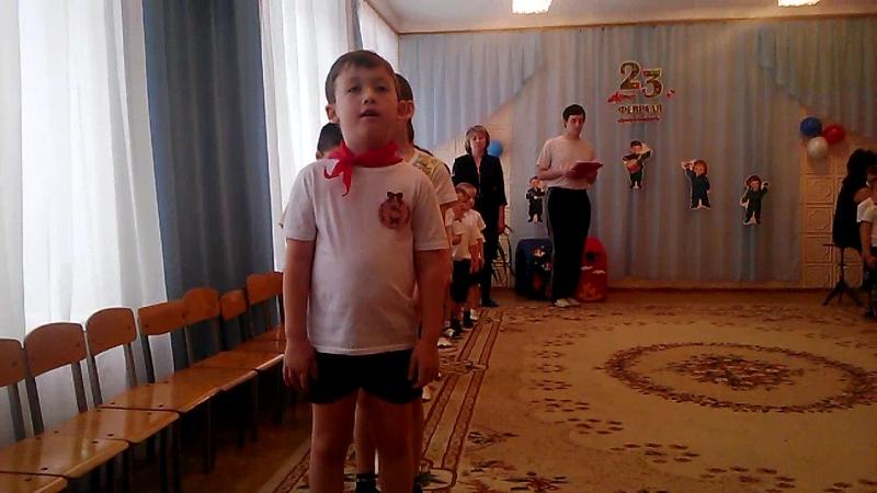 Спортивные соревнования,посвященные 23февраля ко Дню Защитника Отечества!
