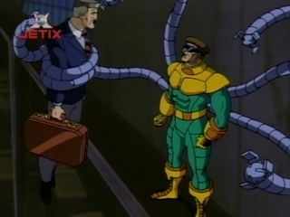 s1e05 Doctor Octopus Armed and Dangerous