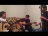 Uyghur Nahxa Salam Lutpulla Rustam Niyazov(Satar) Rasul Ruziev(Guitar) Marat Sautov(nahxa)