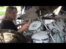 Nicko Mcbrain Speed Of Light Rock N Roll Ribs Anniversary Party Dec 2015