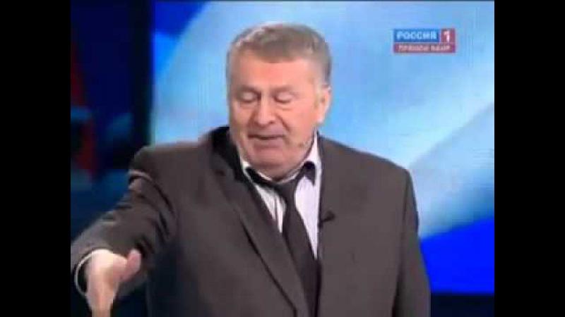 Жириновский про Путина Соловьев просто молчит