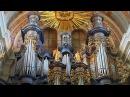 Święta Lipka - Polonez - Pożegnanie Ojczyzny organy (HD) EOS 500D