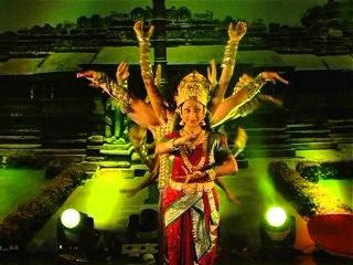 OXYGEN dance company Bangalore - Teen DEVI act.mpg