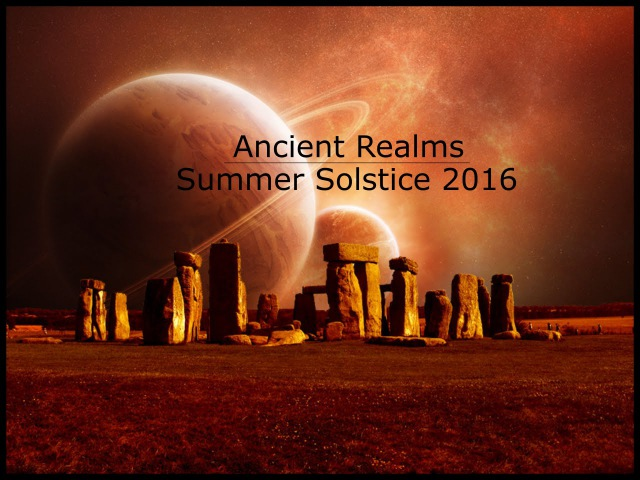Ancient Realms - Summer Solstice 2016 (Downtempo Deep Trance Psybient)