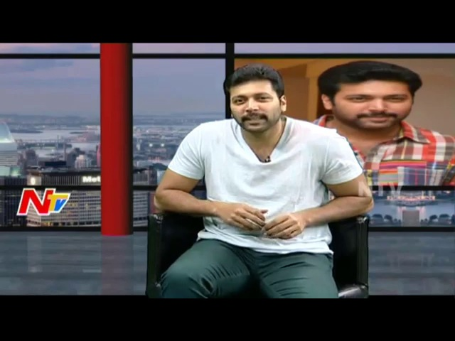 Jayam Ravi Special Interview - Yamapasam Movie - NTV