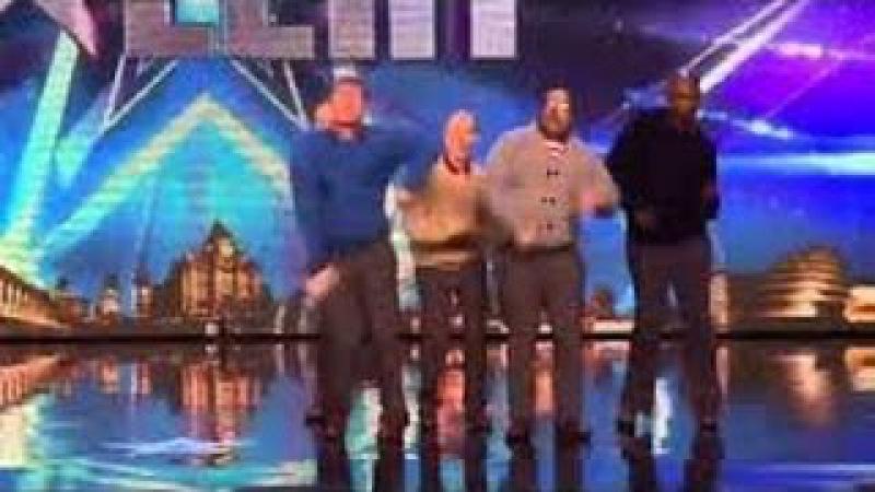 Los Jueces Se Burlaron De Estos 5 Hombres Mayores. Pero Una Vez Que Empezaron… ¡NO LO PUDE CREER!