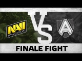 Finale fight! by Na`Vi vs Alliance @ SLTV i-League LAN