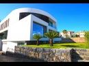 Элитная недвижимость в Испании - вилла Hi-Tech в урбанизации Сьерра Кортина Бенидор...