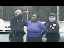 Police VS Belligerent Lady