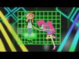MLP Equestria Girls Rainbow Rocks - 3 New Songs (2015) [60FPS/1080]
