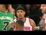 Boston Celtics vs New York Knicks | Full Highlights | February 2, 2016 | NBA 2015-16 Season