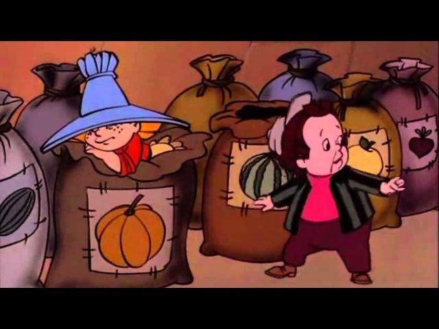 Незнайка на Луне Незнайка и Пончик летят на Луну 3 серия