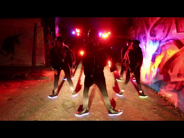 KRYOMAN PAIRANOID MY SQUAD LIT FT SHAQUILLE O'NIEL (OFFICIAL MUSIC VIDEO)