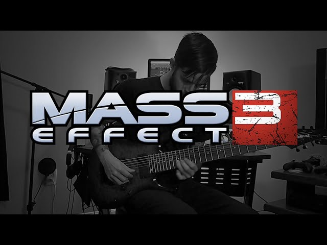 Mass Effect 3 ► An End, Once And For All [Metal Cover]