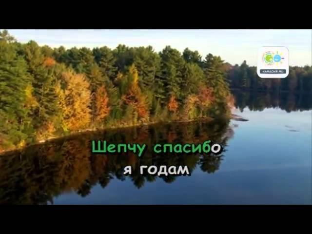 01 Вахтанг Кикабидзе Мои года, Моё богатство КАРАОКЕ