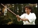 Кодзи Ёсида. Айки Тохо Иайдо. Техники работы с оружием.