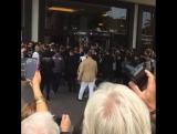 Блейк Лайвли на встрече с фанатами в отеле «Martinez», Канны (13.05.16)