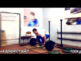 Ivan Kariuk 100kg Strong Man