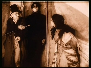 Кабинет доктора Калигари (1920) / Das Cabinet des Dr. Caligari