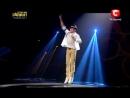 Юный Майкл Джексон Вадим Смагин Финал Украина мае талант 5 18.05.2013