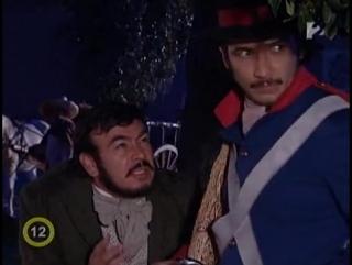 Сериал Зорро Шпага и роза (Zorro La espada y la rosa) 069 серия