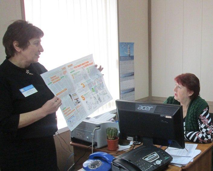 Жителям села Даусуз рассказали об изменениях в пенсионной системе