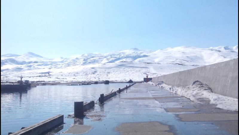 порт северо курильска