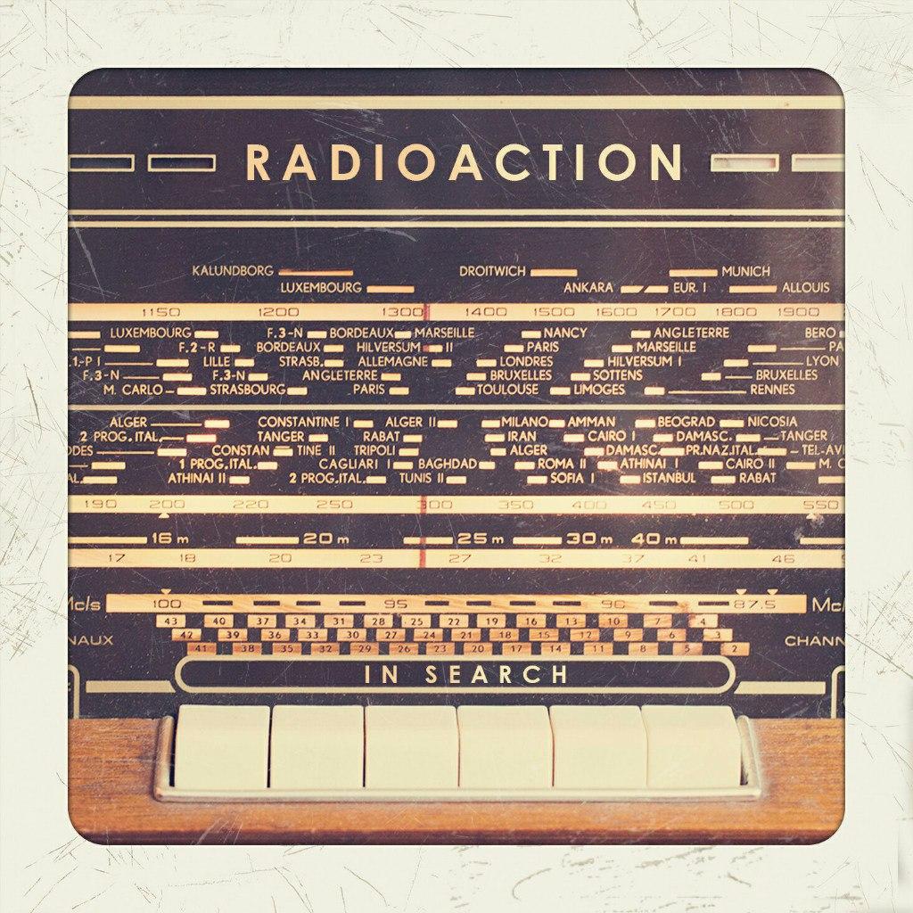 Альбом 'In Search' группы Radioaction претендует на звание лучшей дебютной работы этого года в alternative / synth-рок жанре