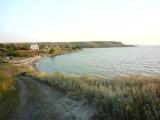 Новодевичье. Вид с крутого берега Волги.