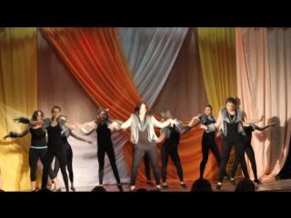 Кошки. Танец года 2015. Основной состав.