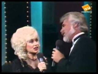 Dolly Parton - Islands In The Stream (lyrics)