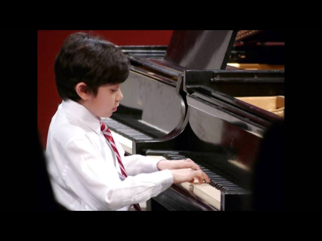 Benjamin Rossen - J.S. Bach: Complete 15 Two-Part Inventions BWV 772-786 Manhattan School of Music